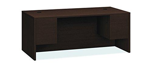10500 Series Double Pedestal Desks - 4