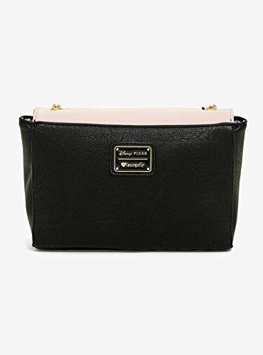 8f30916b25c Loungefly Disney Pixar Incredibles 2 Edna Mode Couture Craze Crossbody Bag   Handbags  Amazon.com