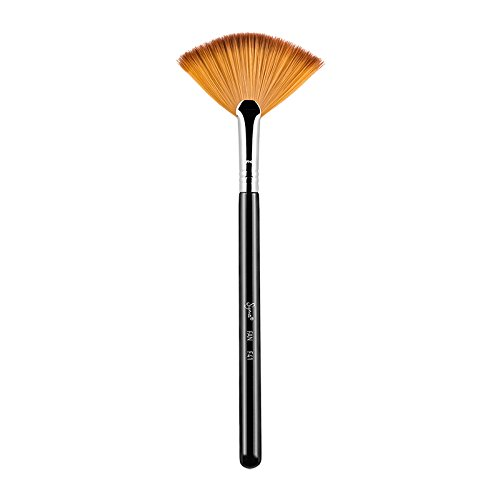 Sigma F41 - Fan Brush - Copper - Exclusive Highlighting Blush / Duo