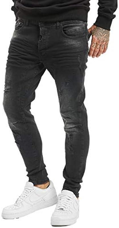 VSCT Clubwear męskie dżinsy Slim Fit New Keanu Spencer Hybrid: VSCT Clubwear: Odzież