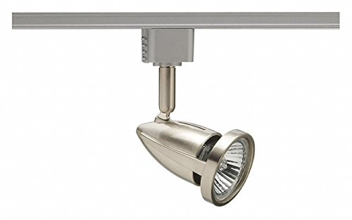120VAC Input Voltage Halogen, Incandescent, LED Bell Shape Head, 50 Max. Watts, Satin (Watt Bell Led)