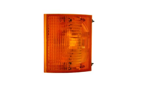 Replacement For Mack Ch600 Series Ch 600 Commercial Truck 90-06 Corner Park Side Marker Lamp