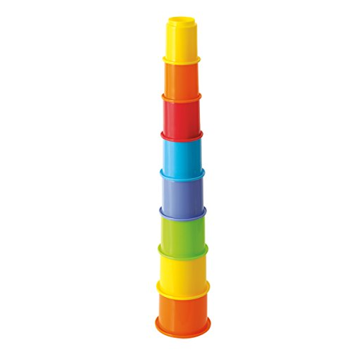 PlayGo Rainbow Stackin' Cups in A