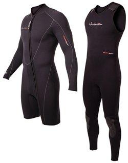 e Men's 5mm 2-Piece Wetsuit Combo - Super Stretch - 3XL (2 Piece 5mm Suit)