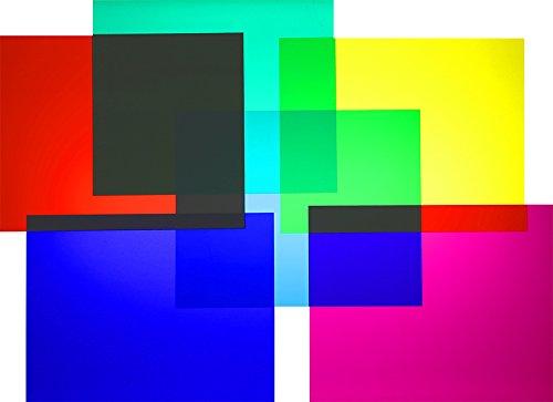 Rainbow Symphony Color Filters - Color Filter Set consists of six 8