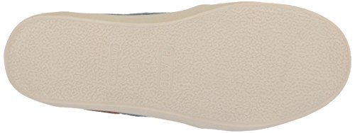 The Children's Place Boys' BB Laceup Street Slipper, Chambray, Youth 12 Medium US Infant - Image 3