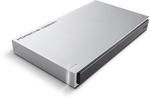 LaCie Porsche Design USB 3.0 1TB Mobile Hard Drive (STET1000400)