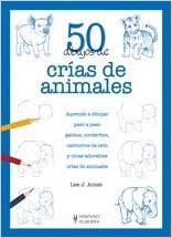 Descarga gratuita de libros de texto pdf. 50 dibujos de crías de animales en español PDF