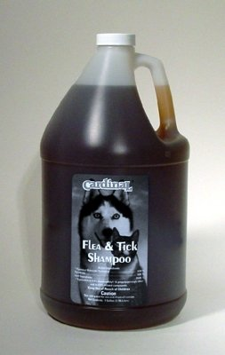 Brand New CARDINAL LABORATORIES - CARDINAL FLEA & TICK SHAMPOO (GALLON) ''DOG PRODUCTS - DOG FLEA SHAMPOOS''