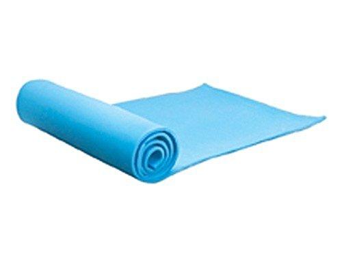 """Texsport Pack-Lite Sleeping Pad 72"""" x 20"""" x 3/8"""" Foam Blue"""