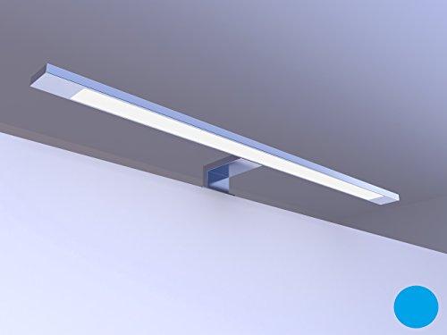 LED Badleuchte Badlampe Spiegellampe Spiegelleuchte Schranklampe Aufbauleuchte / alu eloxiert