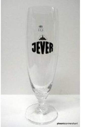 Jever Frisian Brewery German Pilsener Pokal Beer Glass