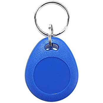 Amazon.com: 13.56mhz tag,MIFARE Classic 1K Key,Iso14443a ...