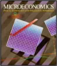 microeconomics samuelson Let's defer to professors paul a samuelson and william d nordhaus, who  define economics as follows in the 1998 edition of their well-known text,  economics.