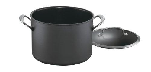 Cuisinart DSA66-24 Dishwasher Safe Hard-Anodized 8qt Stockpo