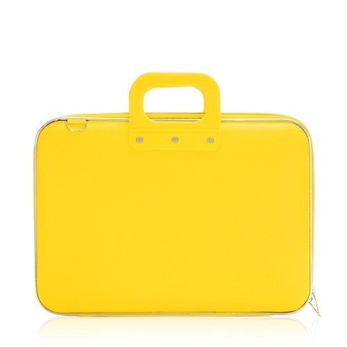 4 opinioni per Bombata-Borsa, giallo (Giallo)- E00332-28