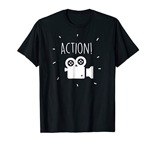 Tshirt for Acting and Film students, and Cinema lovers