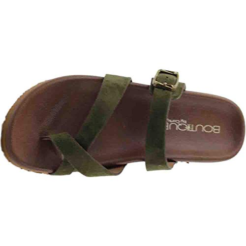 Pictures of Corkys Heavenly Women's Sandal Brown One Size 3
