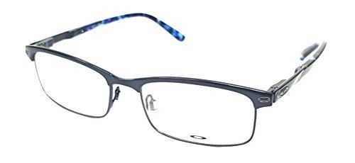 Oakley Taxed OX3182-0249 Brushed Midnight 49mm Rx - Oakley Eyewear Rx
