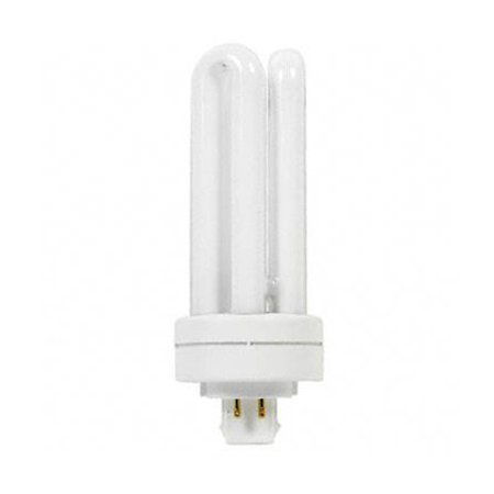 GE 18 Watt, 4-Pin 3000K Triple Twin Tube CFL ()