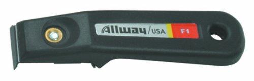 Allway Tools 1-1/8-Inch 2-Edge Small Job Wood Scraper - Edge Scraper Tool