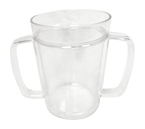 Granny Jo Products Dignity Glass  Clear  12 Ounce