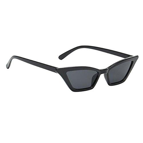UV400 champán Deportes de Ojos Protección Gafas Gato Libre D Sol Viajes de Negro Lente Vintage DOLITY al Para Marco Conducción Plástico de Eepejada Aire 6q4nqpxwB