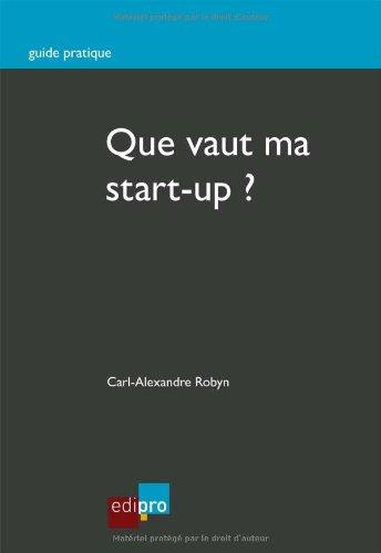 B.E.S.T Que vaut ma start-up ? [K.I.N.D.L.E]