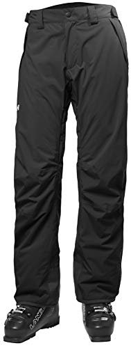 Helly Hansen Men's Velocity Insulated Waterproof Ski Pant, Black, Large