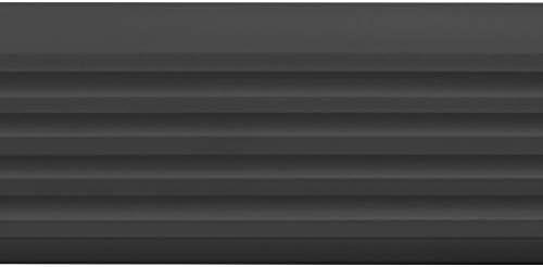 50 x 42 RGP Perfil para bordes de escaleras perfil angular autoadhesivo goma PVC vinilo