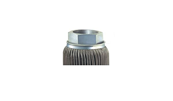 Inc 200 Mesh Size 2-1//2 Female NPT 75 GPM 2-1//2 Female NPT C75 2-1//2 200 Crimped Suction Strainer Flow Ezy Filters