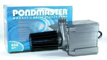 New PONDMASTER 02720 PM-9.5 Supreme Mag Drive Pond Pump 950 GPH PM9.5 Fountain by Danner (950 Gph Magnetic Drive)
