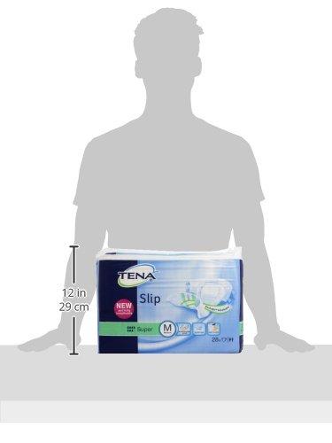 Tena Slip Super - Pañales para adultos (talla M, 28 unidades): Amazon.es: Salud y cuidado personal