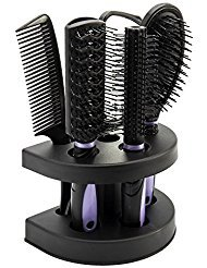 Interlink 5Pcs Hair Comb Set Women Ladies Hair Care Brush Tr