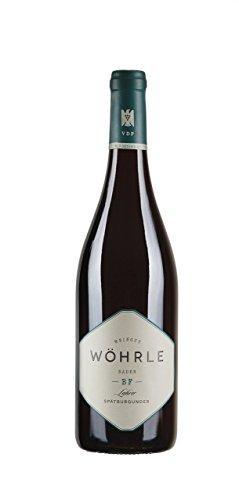 Weingut Wöhrle Spätburgunder Rotwein - Bestes Fass 2011/2012 trocken (1 x 0.75 l)