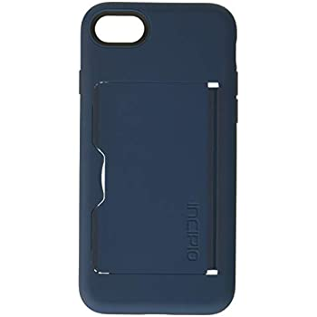 newest collection d1f4a 1538c Incipio Wallet Case for iPhone 8 & iPhone 7 - Navy