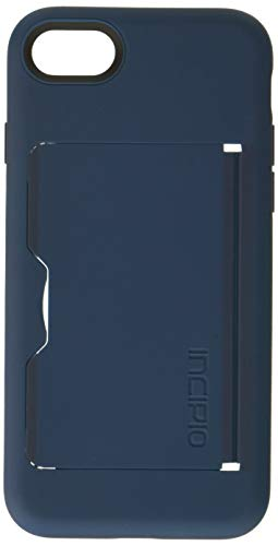 Incipio Wallet Case for iPhone 8 & iPhone 7 - Navy