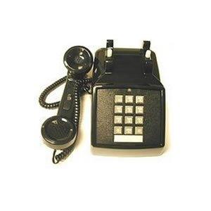 Cetis 25002 N/N Desk Set Telephone BLACK
