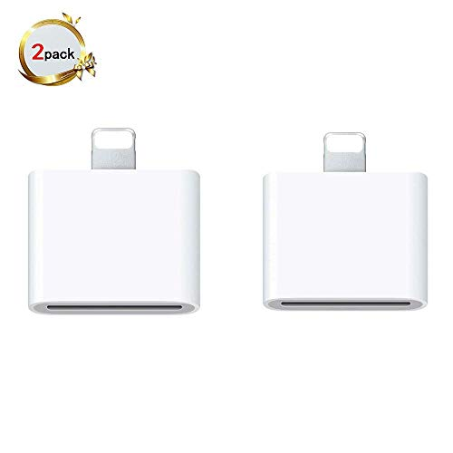 2 Pack Charge & Sync Cable Adapter Converter Charging Cable Adapter ()