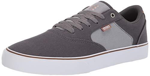 Etnies Men's Blitz Skate Shoe Light Grey, 8.5 Medium US