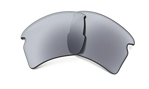 Oakley Flak 2.0 XL Replacement Lens Grey Polarized, One - Grey Oakley Polarized Lens