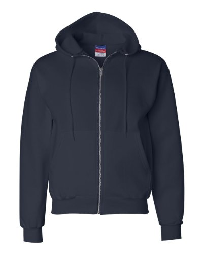 - Champion Double Dry Action Fleece Full Zip Hood