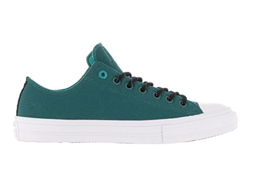 Converse Chuck Taylor All Star Ii Low Mujer Zapatillas Azul Cool Jade/Wh