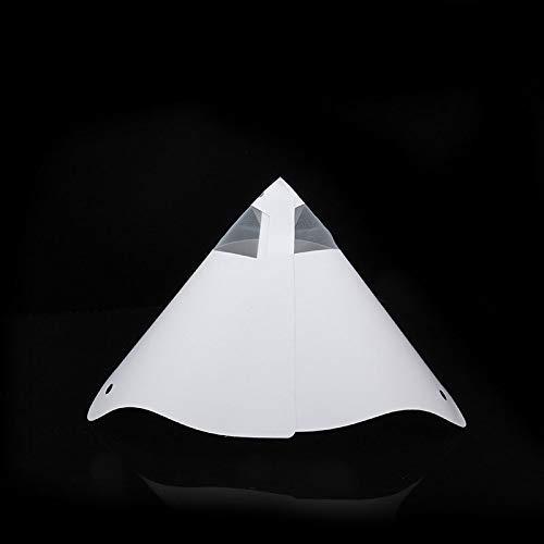 Monouso Spessa Carta Filtro Funnel per Photon SLA UV 3D Stampante Accessori Elitemill Filtro Funnel 10pz