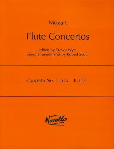 Mozart Flute Concerto No.1 in G, K.313
