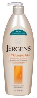 Jergens Ultra Healing 21 Moisturizer