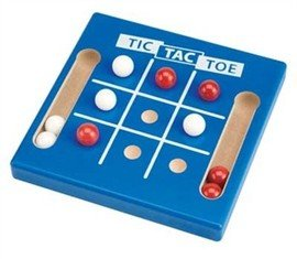 Amazon Com Tic Tac Toe Marble Game Toys Amp Games