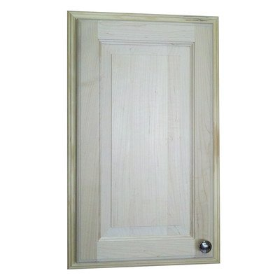 Baldwin 15.5'' x 25.5'' Recessed Medicine Cabinet by WG Wood Products