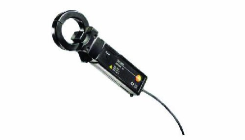 Testo 0554 5607 Clamp-On Amp Probe, 0 to 20/200 A Measuring Range for Refrigeration System Analyzer by Testo B009NXZGPO