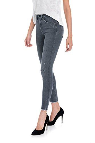 Salsa Jeans Grigio Salsa Grigio Donna Jeans Donna Salsa Jeans qwxF1Yt44